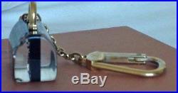 Louis Vuitton Inclusion Mini Speedy Key Chain Or Charm Black