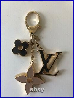 Louis Vuitton Key Chain Handbag Charm Accessory In Mint Condition