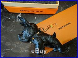 Louis Vuitton LV Gold Key Chain Handbag Purse Charm