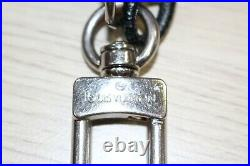 Louis Vuitton Leather Rope Key Holder-Good Condition