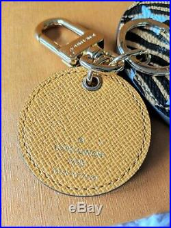 Louis Vuitton Ltd. Ed. Jungle Key Chain Purse Charm (Black) BNIB with Receipt