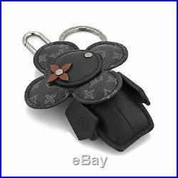 Louis Vuitton Vivienne DouDoune Monogram Ink Bag Charm Key Ring Holder