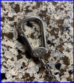 Louis Vuitton Zip Key Pouch Coin Purse wallet Black LV Monogram-pouchet