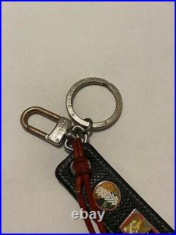 Louis-vuitton key chain charm