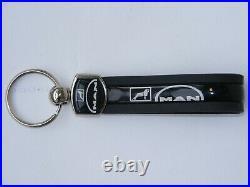MAN Key Fob Key Ring Key chain Metal Rubber Holder Emblem Logo Truck Lorry 12cm