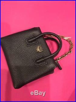 MCM Milla Mini Bag Mini Purse Charm Keychain Card Holder NWT Retail $265