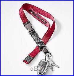 Mercedes-Benz AMG Collection Lanyard Red Black B66953852 Genuine New