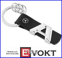 Mercedes Benz Keyring Keychain For A-Class Best Gift Genuine New