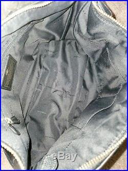 Mint COACH central Leather Chain LRG Whiplash satchel purse shoulder bag 35950