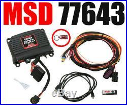 Msd 77643 Power Grid Power Module Black Free Msd Key Chain