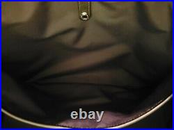 NEW COACH XL BLACK TOTE/CARRY-ALL BAG F77012 NWOT Vintage Wallet & Keychain