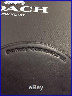 NWT AUTHENTIC COACH X ELVIS PRESLEY LTD EDITION Bag Charm/Keychain + GIFT BOX