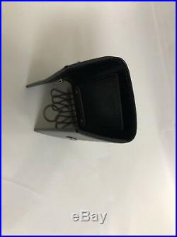 NWT GUCCI Leather Multi Key Holder Case 256337 ARU0N1000 U Made in Italy