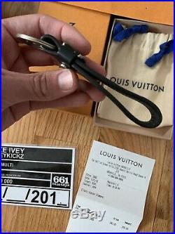New Louis Vuitton Draggone Key Holder/Key chain m62710