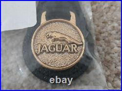 New Nos Genuine Jaguar Keyring Key Fob Xj Series 1 2 3 Xjs Xj6 Xj12 Xj40 Xk8 Xj8