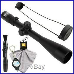 Nikon 4-12x40 BDC Reticle Riflescope 16559 with Cloth, Lens Pen & Keychain Light