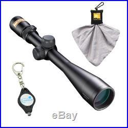 Nikon Prostaff Rimfire II 4-12x40mm BDC 150 1in Riflescope with Cloth + Keychain