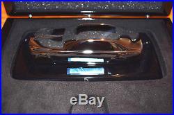OEM Rolls Royce Piano Black Presentation Welcome Pack Key Box GHOST NEW