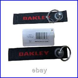 Oakley Grenade Pin Key Chain Rare