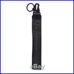 Off White Virgil Alboh Classic Industrial 2018 Black Keychain