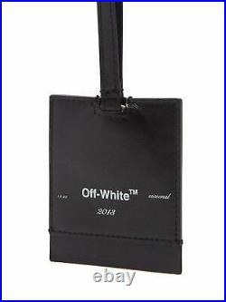 Off-white C/o Virgil Abloh Seasonal Logo Neck Key Chain Omnf035r208530211001