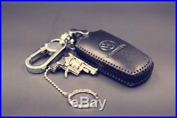 Pocket Key Chain Pinfiregun Mini Crossbow Smallest Working Toy Model