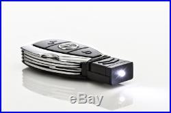 Pocket Knife Mercedes-Benz Original Limited Edition With Led Light Key Black New