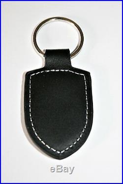 Porsche Museum 356 911 912 944 964 993 986 987 996 997 991 Black Silver Key Fob