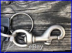Rick Owens Mastodon FW16 Rhodoid Runway Carabiner Key Chain NWT $225