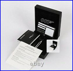 S. T. DUPONT James Bond 007 Key Ring Limited Edition