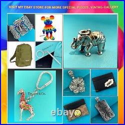 STAR WARS x COACH Disney Darth Vader Bear Collectable Bag Charm Key Fob / NWT