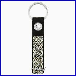 SWAROVSKI Glam Rock Key Ring key chain Black Tone Platedjapan first shipping