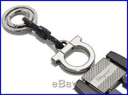 Salvatore Ferragamo Gancini Man Charm. Model Code 66a299 697410. New & Authentic