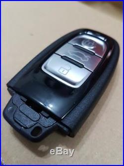 Smart Remote Key Shell Case Rs S Line Audi A4 A5 A6 A7 Q5 2008 2014