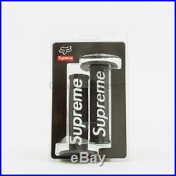 Supreme SS18 Fox Racing Moto Hand Grip tee cap keychain tool hoodie Black