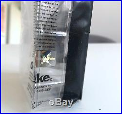 UNOPENED! KAWS Companion Keychain in All-Black Seal of Authenticity