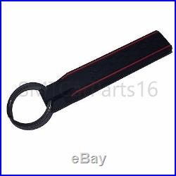 VW Golf Polo GTI Key Ring Keychain MK5 MK6 MK7 Edition 30 Voltswagen In Black
