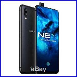 Vivo Nex (S) Black 8GB/128GB Global ROM MINT Free FIFA WC KeyChain Offcl Prod