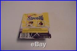 Wham-o Superball Keychain Unopened Super Rare Large Black Super Ball Whamo Wamo